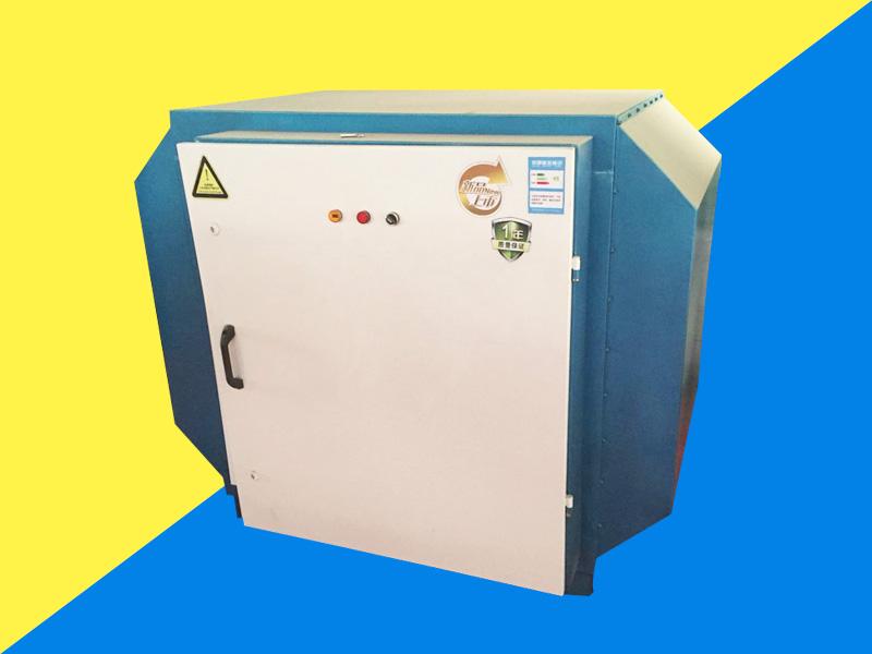 VOC廢氣處理之Uv光氧