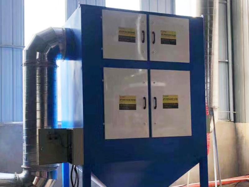 脈沖濾筒除塵器