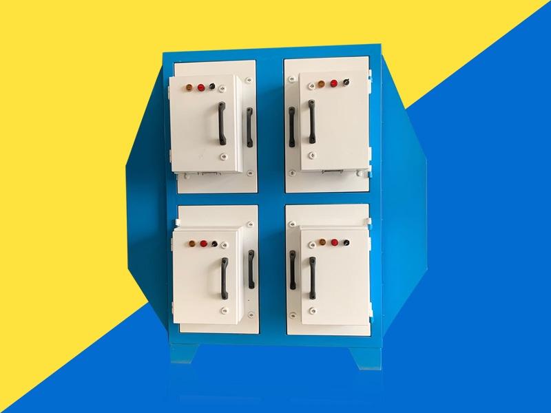 廢氣處理設備廠家之低溫等離子