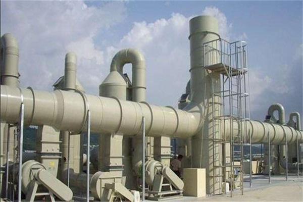 有機廢氣處理成套設備達到廢氣排放達標的設備介紹